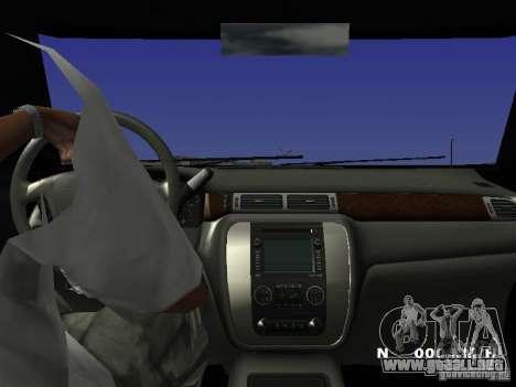 Burrito HD para la visión correcta GTA San Andreas