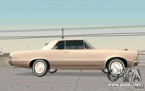 SPC Wheel Pack para GTA San Andreas twelth pantalla