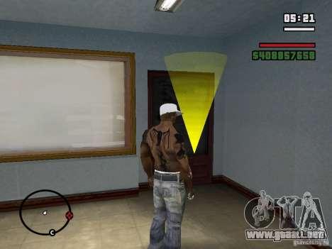 Nuevos tatuajes para GTA San Andreas quinta pantalla