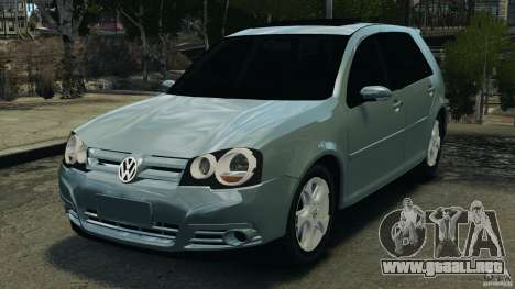 Volkswagen Golf Sportline 2011 para GTA 4