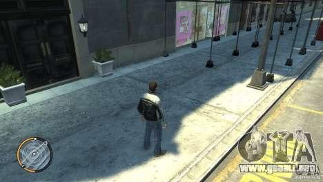CG4 Radar Map para GTA 4 tercera pantalla