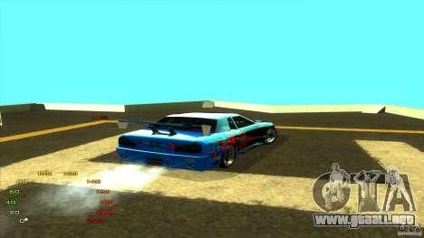 Paquete de vinilo para Elegy para GTA San Andreas séptima pantalla