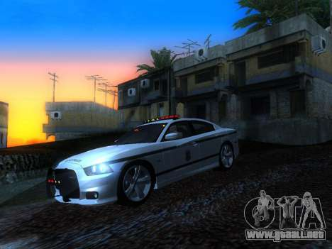 Dodge Charger SRT8 Police para GTA San Andreas