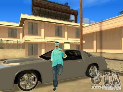 Skinpack Rifa Gang para GTA San Andreas segunda pantalla