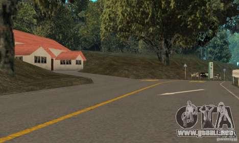Welcome to AKINA Beta3 para GTA San Andreas quinta pantalla