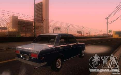 Datsun 510 4doors para la visión correcta GTA San Andreas