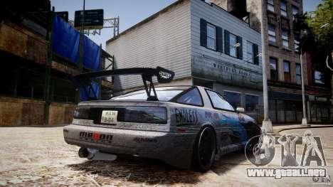 FrostENGINE ENB para GTA 4 adelante de pantalla