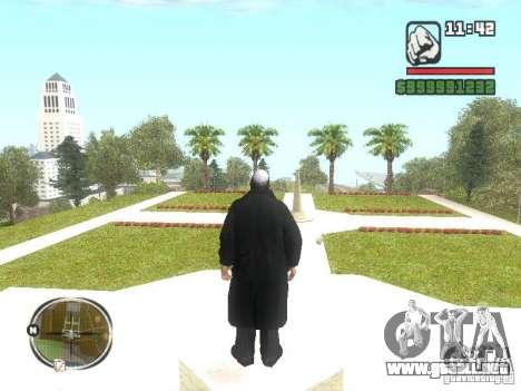 Judío para GTA San Andreas segunda pantalla