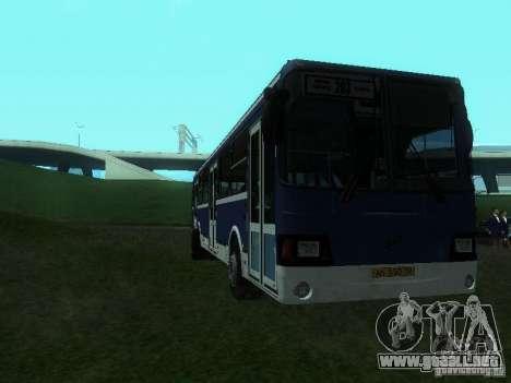 LIAZ 5256-26 para GTA San Andreas