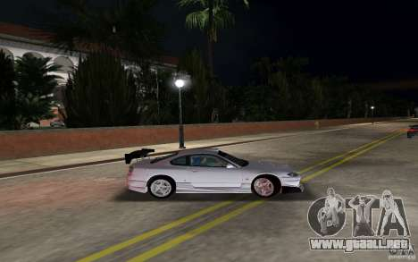 Nissan Silvia spec R Tuned para GTA Vice City left