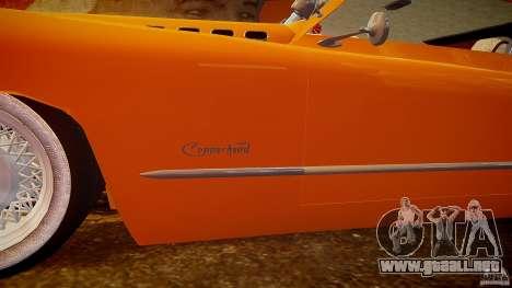 Buick Custom Copperhead 1950 para GTA motor 4
