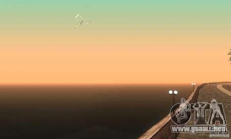 Ultra Real Graphic HD V1.0 para GTA San Andreas novena de pantalla