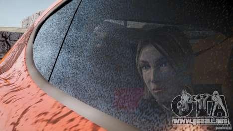 Porsche Panamera Turbo 2010 Black Edition para GTA 4 visión correcta