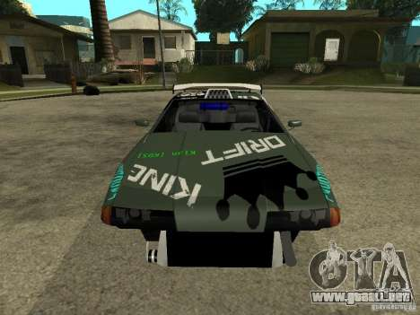 Vinilo en la elegía para GTA San Andreas tercera pantalla