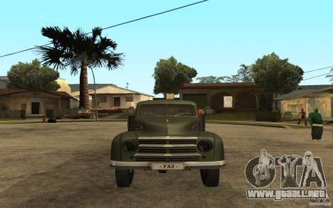 UAZ 300 para la visión correcta GTA San Andreas