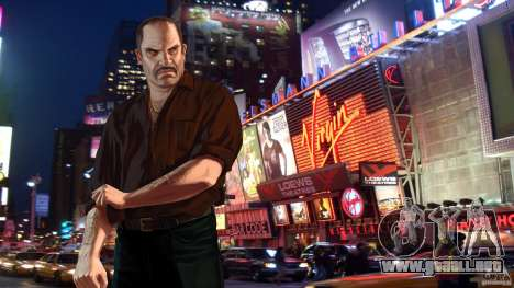Real New York Loading Screens para GTA 4