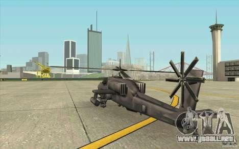 Steal Hunter para la visión correcta GTA San Andreas