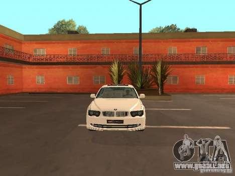 BMW Alpina B7 para GTA San Andreas