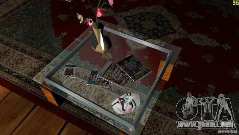 Hotel Retekstur para GTA Vice City octavo de pantalla