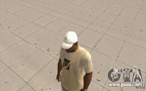 Kappa Cap para GTA San Andreas