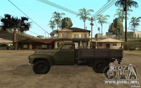 UAZ 300 para GTA San Andreas left