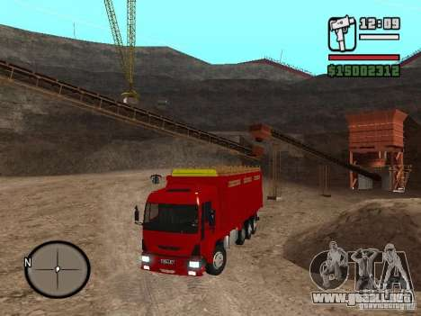 Ford Cargo 3227 para GTA San Andreas