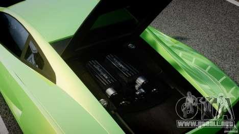 Lamborghini Gallardo LP560-4 DUB STYLE para GTA 4 vista superior