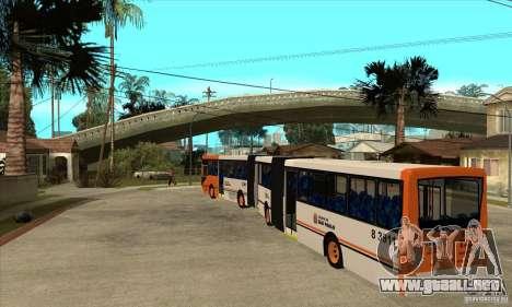 Caio Induscar Millenium II para GTA San Andreas vista posterior izquierda