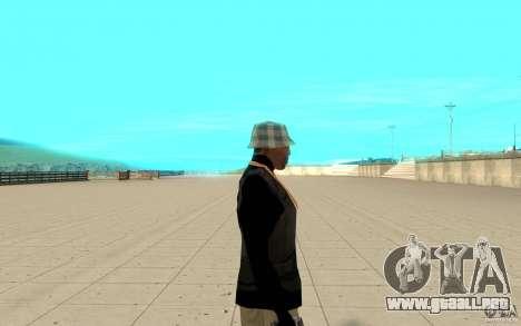 Bronik piel 4 para GTA San Andreas segunda pantalla