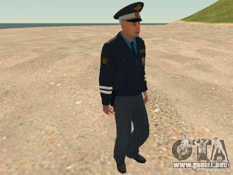 Mayor DPS para GTA San Andreas décimo de pantalla