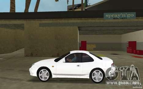 Honda Prelude 2.2i para GTA Vice City left