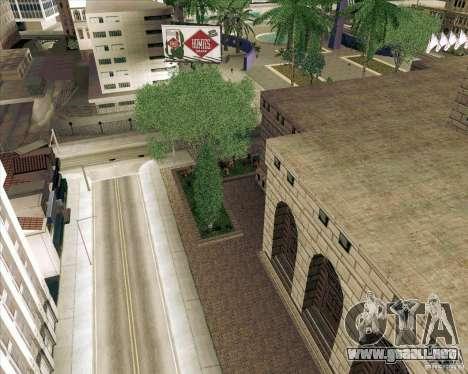 Los Santos City Hall para GTA San Andreas sexta pantalla