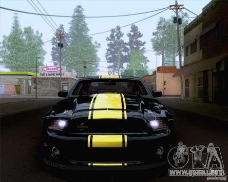 ENBSeries by ibilnaz v 3.0 para GTA San Andreas