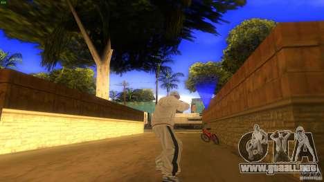 BrakeDance mod para GTA San Andreas tercera pantalla