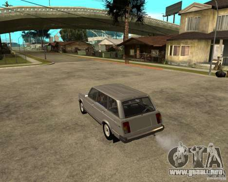 VAZ 21047 para GTA San Andreas left