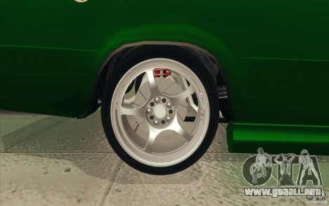 Deporte Lada VAZ-2101 para el motor de GTA San Andreas