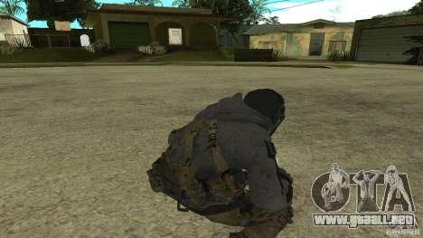 Ghost para GTA San Andreas sucesivamente de pantalla
