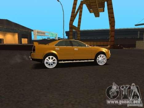 Hummer H0 para GTA San Andreas left