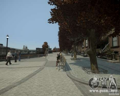 iCEnhancer 2.0 para GTA 4 novena de pantalla