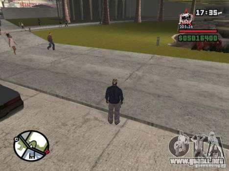 Todas Ruas v3.0 (Las Venturas) para GTA San Andreas novena de pantalla