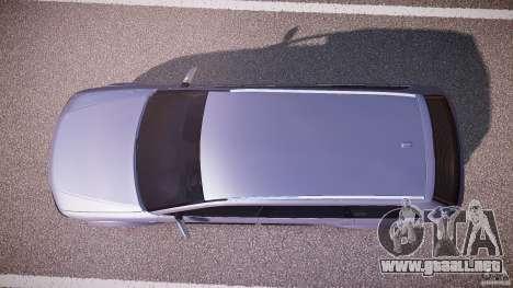Audi A6 Allroad Quattro 2007 wheel 1 para GTA 4 visión correcta
