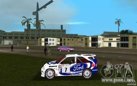 Ford Escort Cosworth RS para GTA Vice City left