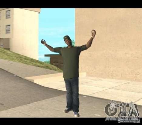 Family Skins Pack para GTA San Andreas sexta pantalla