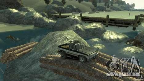 4x4 Trail Fun Land para GTA 4 quinta pantalla