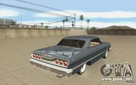 Voodoo para vista lateral GTA San Andreas