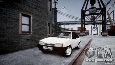 VAZ 21083i para GTA 4 visión correcta