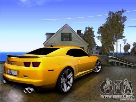 Realistic Graphics HD 2.0 para GTA San Andreas tercera pantalla