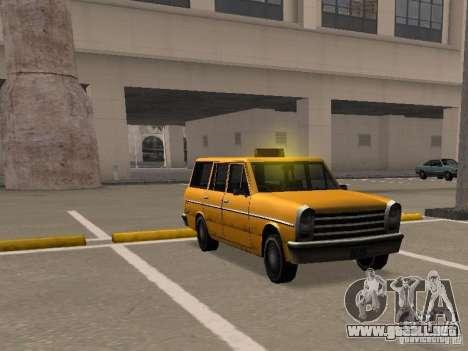 Perennial Cab para GTA San Andreas