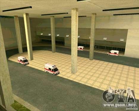 Los vehículos estacionados v2.0 para GTA San Andreas undécima de pantalla