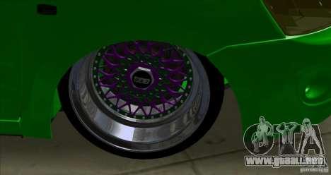 Lada Granta JDM para la visión correcta GTA San Andreas